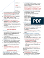 El Mercado de La Salud Oferta y Demanda y Las 4P y 4C