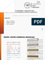 MegaPlaza Entregable 1