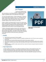 Delphi Variable Cam Faser