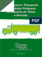 Manual-Transporte de Produtos Perigosos Sinivest