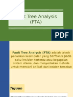 Fault Tree Analysis (FTA)