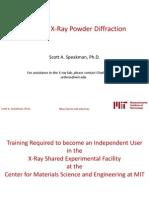 1 Basics of X-Ray Powder Diffraction