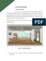 Calculo de Iluminacion Para Interiores