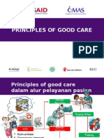 Principles of Good Care