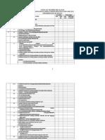 1. Check List Dokumen Hpk