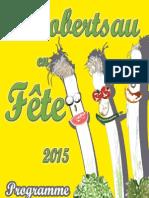 La Robertsau en fête 2015