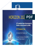 H2020 - ICT Proposers' Day - Session on INSO-1 and INSO-9_FINAL