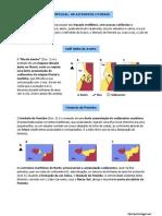 Portugal - Os acidentes litorais (10.º)