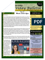 Parent Bulletin Issue 6 SY1516