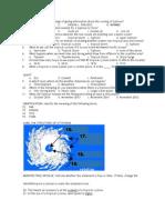 Science 8 Summative Test Mod 2 Unit 2