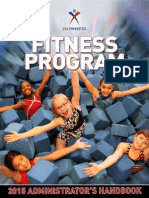 Handbook Us Gymnastics Fintness Program 2015