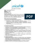Publication Avis de Vacance Immunization Specialist NO C Final