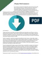 Como Edificar Una Página Web Ecommerce