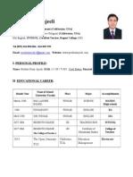 cv dr  prudent   sept   2015
