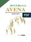 Como Cura La Avena PDF