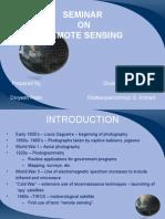 Remote sensing ppt