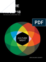 County Galway Culture Night Programme 2015