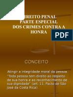 Direito Penal - Crimes Contra a Honra