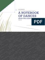 Notebook of Dances from Alentejo