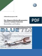 SSP 424 Das Abgasnachbehandlungssystem Selective Catalytic Reduction