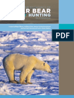 The Economics of Polar Bear Trophy Hunting in Canada
