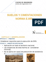 Resumen Norma e.050
