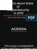 50+ facts about State of CyberSecurity in 2015