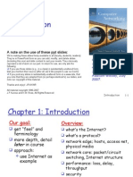 Computer Network/Chapter 1