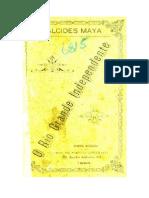 Alcydes Maya - 1898, O Rio Grande Independente