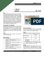Quickrete Mortar Data Sheet Vsmpm 1137 85
