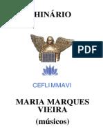 o Mensageiro - Maria Marques Vieira Cifrado