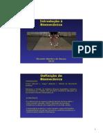 Aula 1 - Introdução Aos Conceitos Em Biomecânica.ppt
