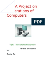 Generations of Computers