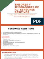 Sensores y Acondicionadores de Señal- Unidad 2-3