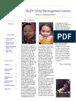 LCDC Newsletter Spring 2015