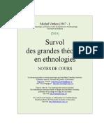 Verdon, Survol des grandes théories en ethnologie.doc