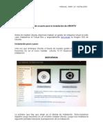 Manual de Intalacion Ubuntu