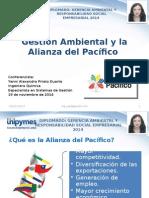Gestión Ambiental y La Alianza Del Pacifico