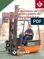 MAN.020 (Rumano) - M.S.S. Cond. Carretillas Ele