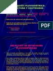 Información Pluviométrica e Hidrología