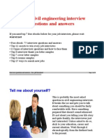 topcivilengineeringinterviewquestionsandanswersjobinterviewtips-140929032544-phpapp01
