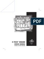 motor e tech e7 427 econodyne diesel engine piston rh scribd com mack e7 427 service manual E7-427 Mack Engine Fuel Return