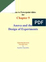 Chapter 9 Anova Slides
