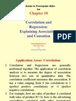 Chapter 10 Regression Slides
