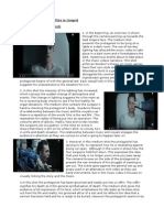 Panic! at the Disco 6 Frame Analysis