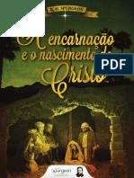eBook a Encarnacao e o Nascimento de Cristo. CHarles spurgeon