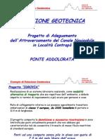 21 - Esempio Di Relazione Geotecnica