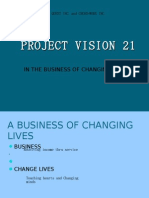 Project Vision 21