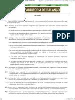 Auditoria Contábil - Estoques - Portal de Auditoria