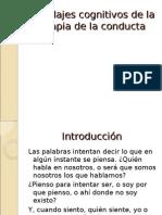 Abordajescognitivosdelaterapiadelaconducta0 121111114546 Phpapp02 (1)
